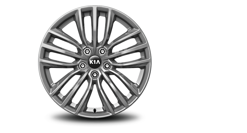 "18"" Alloy Wheel (A-type)"