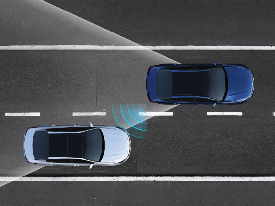 Blind Spot Detection (BSD)